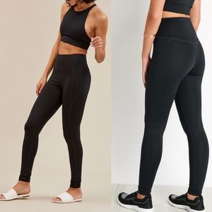 NWOT GIRLFRIEND COLLECTIVE High Rise Compressive